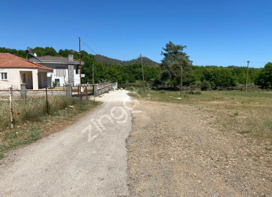 Marmaris Değirmenyanı'nda 4 Villa Projesi Hazır Satılık Arsa