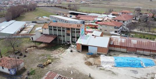 Afyonkarahisar-İzmir Karayolunda Satılık Un Fabrikası - Manzara
