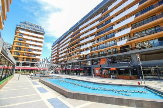 LENS İstanbul da Ful Eşyalı Dublex Kiralık 3+1 Daire - Yüzme Havuzu