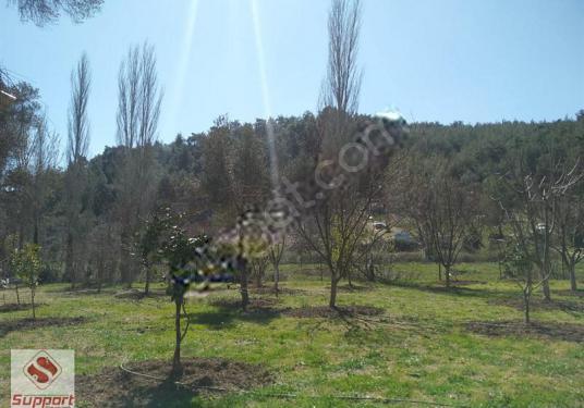 Mendereste dere yanında içinde 95m2 ev olan yeşil bahçe.. - Arsa