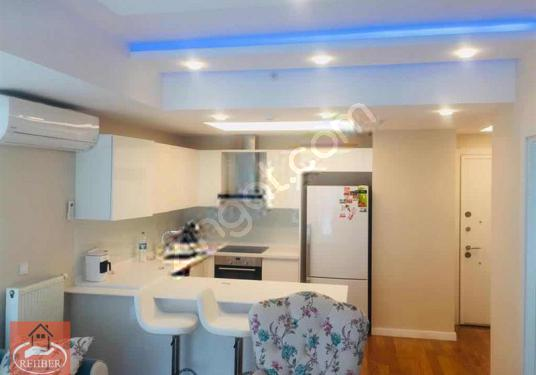 Bahçelievler İstwestte 1+1 Çift Cephe Eşyalı Satılık Residence - Mutfak