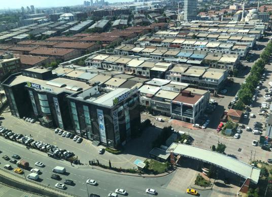 Mall of istanbul da 124 m2 içi full yapılı eşyalı satılık ofis - Manzara
