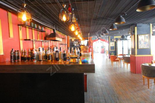 Gaziemir Merkezde Devren Nezih Cafe - Spor Salonu