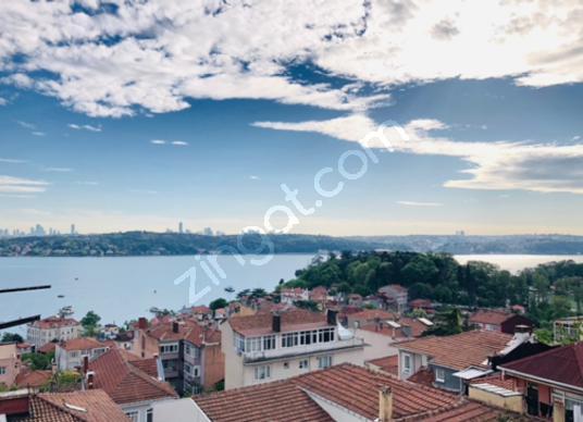 Beykoz Yalıköy'de Deniz Manzaralı Daire - Manzara