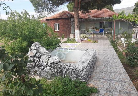 BADEMLİ ĶÖYÜNÜN ICİNDE - Bahçe