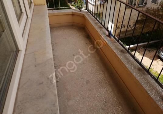 ERAY DAN İZMİR CAD. DE OKULA YAKIN KİRALIK DAİRE - Balkon - Teras