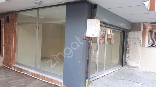 Küçükçekmece İnönü'de Satılık Dükkan / Mağaza - Balkon - Teras