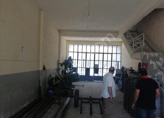 KEYKUBAT HURDACILAR SANAYİ SİTESİNDE 3 KATLI SATILIK İŞ YERİ - Spor Salonu