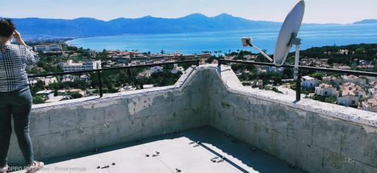 Yeni,Full deniz manzaralı,Tripleks Villa - Manzara