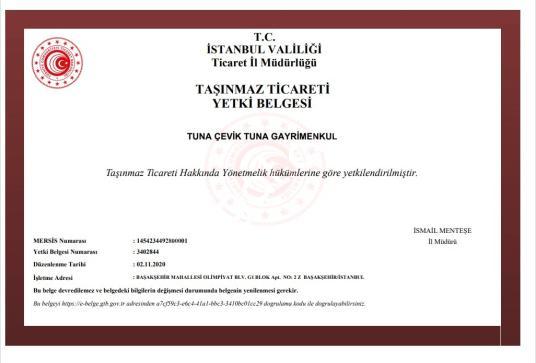 AVRUPA KNT.LARINDA SATILIK 4+1 FUL PEYZAJ MANZARALI DAİRE - Logo