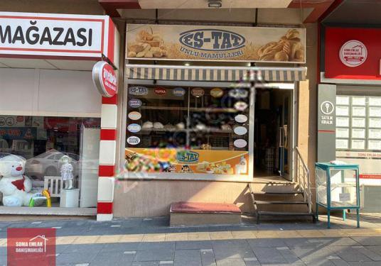 SOMA EMLAK *Satılık Şehir Merkezi'nde Cadde Üzerinde Dükkan - undefined