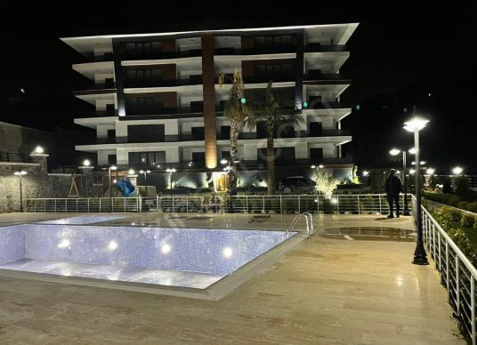 Trabzon Soğuksuda Komple 10 Daireli Satılık Rezidans - Yüzme Havuzu