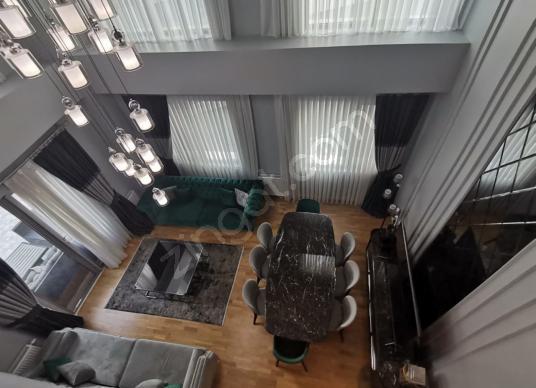 SEBA FLATS DE 3+1 LOFT 50 M2 ÖZEL TERASLI DAİRE - Kapalı Otopark