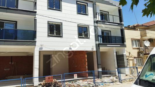 Manisa Yunusemre Barboros Mahallesin'de 2+1 Sıfır 95 M² Satılık - Dış Cephe