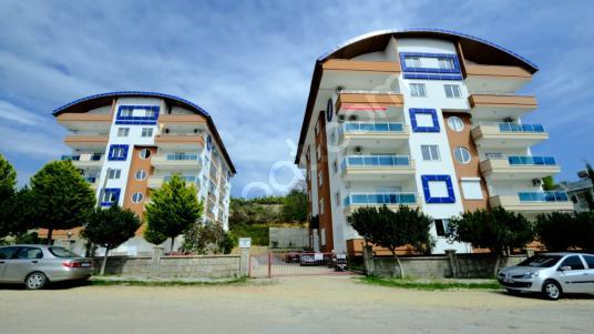 Alanya Avsallar'da Kiralık 1+1 Daire - Açık Otopark