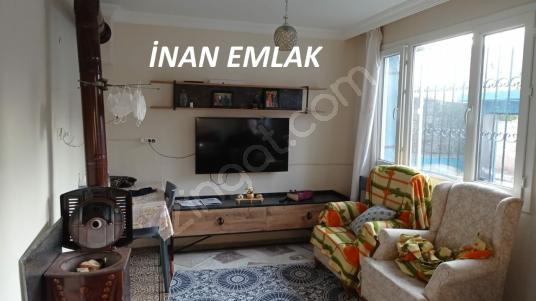 İNAN EMLAK'DAN İSTASYONALTI  MAH. SATILIK MÜSTAKİL EV - Salon
