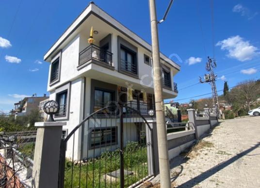 İzmir Seferihisar doğanbey'de 3 + 1 villa satılık - Dış Cephe