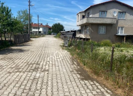 ÇANAKKALE ÇAN TERZİALANDA İMARLI KONUT ARSASI - Sokak Cadde Görünümü