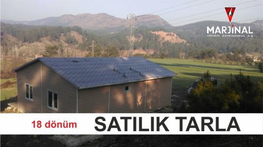 Acil satılık Muğla Muratlar Köyü'nde tek tapu 18 dönüm bahçe - Dış Cephe