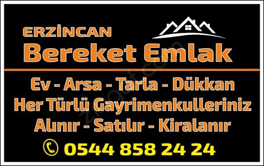 ERZİNCAN HÜRREM PALANGADA SATILIK İKİ ADET9241M² TARLA - Logo