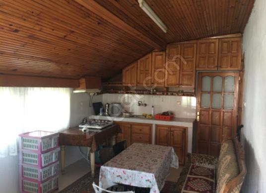 Köyceğiz Gelişim'de Kiralık Eşyalı Çatı Katı - Mutfak