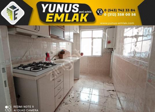 YUNUS EMLAK'TAN FAİKERBAĞI OKULU YAKINI 2+1 MASRAFSIZ DAİRE - Mutfak