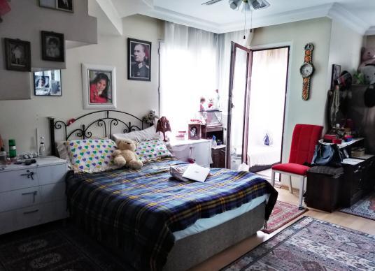 ATAŞEHİR'DE MANZARALI 4+2 ÇATI DUBLEKS DAİRE - Yatak Odası