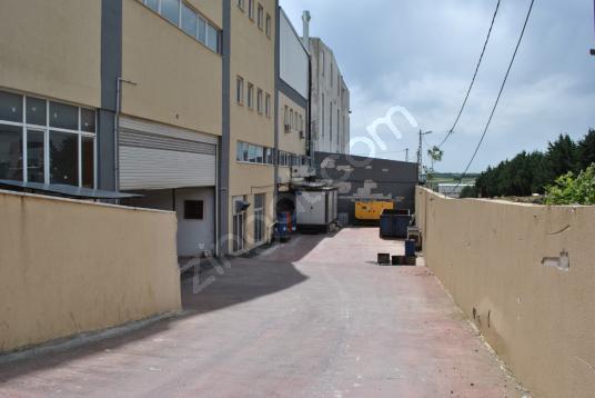 Silivri Ortaköy Sanayi'de 1200 M2 Kiralık Fabrika Depo - Dış Cephe