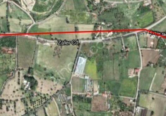 8068 M2 TARLA ELEKTRİ MEVCUT İMAR ADASI İÇERİSİNDE - Harita