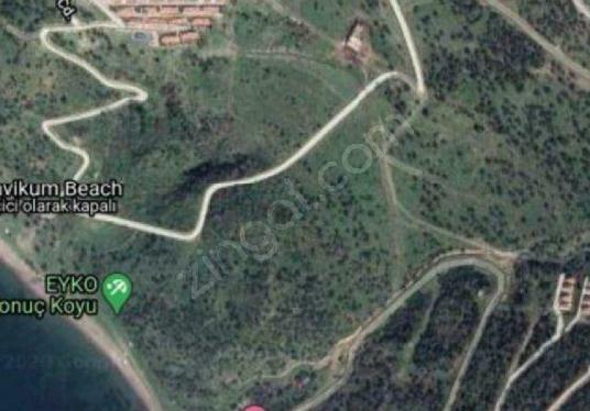 İzmir Dikili Çandarlı da Satılık İmarlı 262 M2 Arsa - Arsa