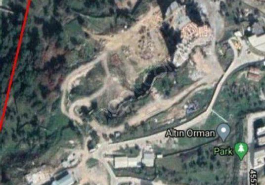 Bornova Altındağ %45 + 4,000.000 tl. K.Karşılığı, Satılık  Arsa - Harita
