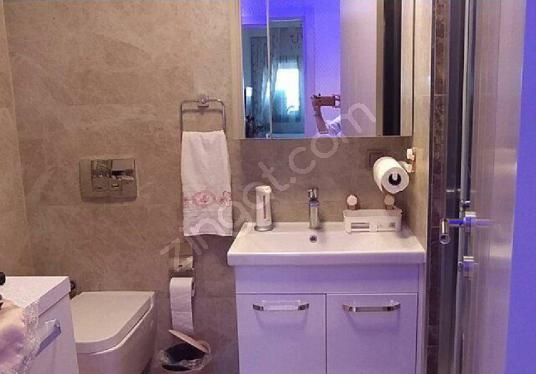 İZMİR KENT 2 DE SİTE İÇERİSİNDE ULTRA LÜX SATILIK DAİRE - Tuvalet