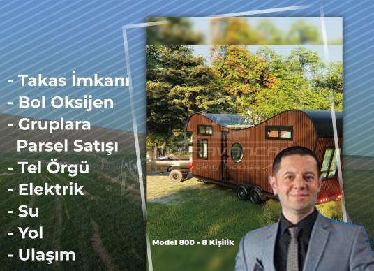 BEYNAMDA BAHÇE +TİNY HOUSE (RUHSATLI-PLAKALI) - Dış Cephe