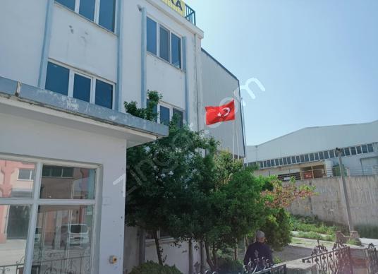 Mustafa Evci'den Görükle'de Satılık Fabrika - Dış Cephe