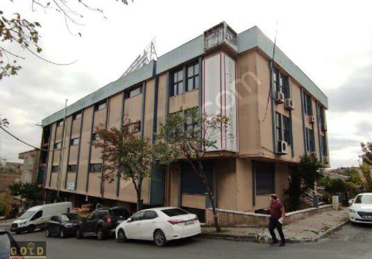 kücükcekmece yarımburgaz mevkisinde 5 katlı bina satılık - Dış Cephe
