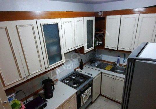 balmumcu merkezi konumda temiz Ferah Ara kat - Mutfak