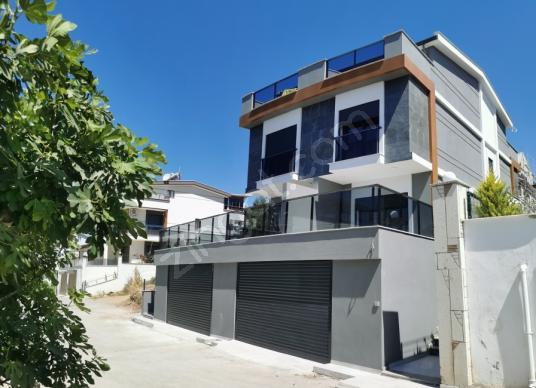 Özdere  Çukuraltı'da Satılık Muhteşem Manzaralı  Villa - Dış Cephe