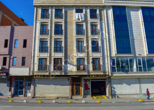 Eski Edirne Asfaltı Caddesinde 2+1 Kiralık Daire - Dış Cephe