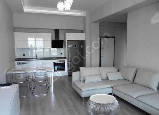 İzmir'in Modern Projesi İkon Towers'ta Eşyalı Satılık Daire - Oda