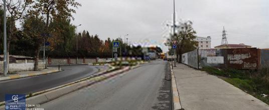 Esenyurt'da Satılık 80 m2 Depolu Dükkan - Sokak Cadde Görünümü