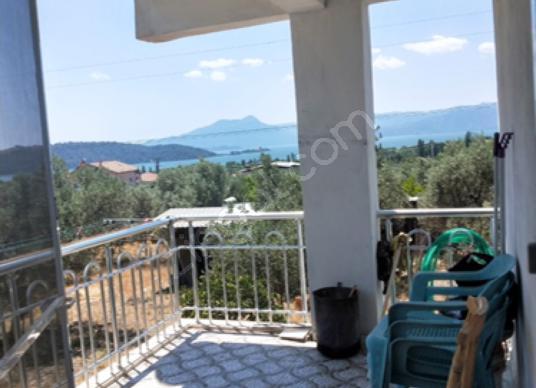 Köyceğiz Zeytinalanı'da Kiralık Eşyalı 2+1 Daire - Balkon - Teras