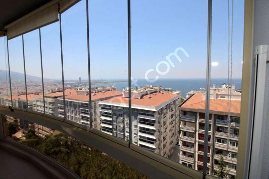 Basın Sitesinde Deniz Manzaralı Otoparklı Asansörlü 350m² Daire - Balkon - Teras