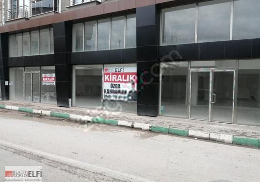 ELFİ'DEN ANA CADDE ÜSTÜ 820 M2 DÜZ GİRİŞ TİCARİ MÜLK. - Balkon - Teras