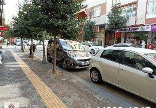 NECİP EMLAK KOD- 324 HAZNEDAR KINALI CAD. 70 M2 DEPOLU  KREİLİ - Sokak Cadde Görünümü