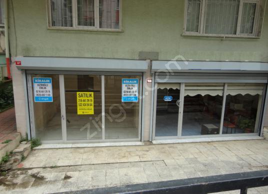 kadıköy satılık dükkan eğitim mahallesi minibüse yakın bahçeli - Dış Cephe