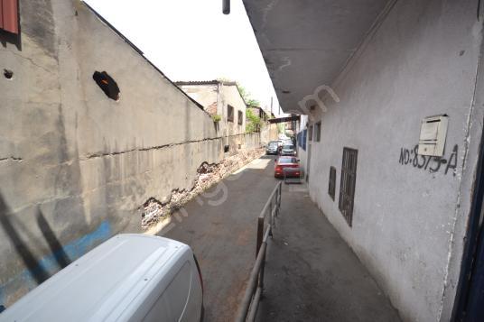 Bayrampaşa Yenidoğan Mahallesinde 400 M2 Kiralık İmalathane - Sokak Cadde Görünümü