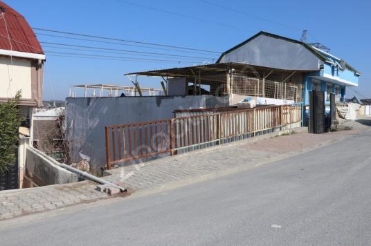 Arnavutköy Boğazköyde Satılık Fabrika - Dış Cephe
