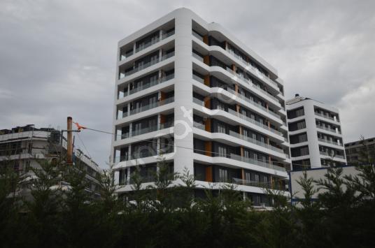 MARS19 SİTESİNDE 2+1 KİRALIK DAİRE شقة فاخرة للإيجار في أفجلار - Dış Cephe