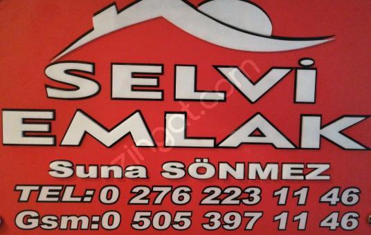 YAVU KÖYÜNDE 5904 M2 ASFALT YOLA CEPHE TSRLA SATILIK - Logo