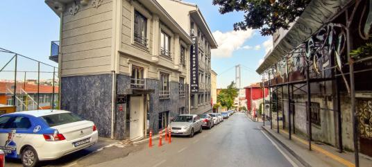 Palanga caddesi üzerinde 6+2 satılık bina - Sokak Cadde Görünümü